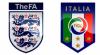 Англия - Италия. Товарищеский матч.