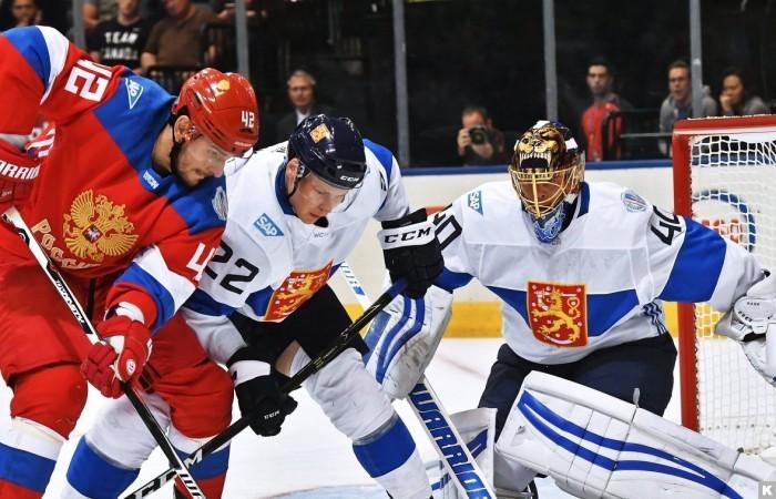 ставка на хоккей россия финляндия
