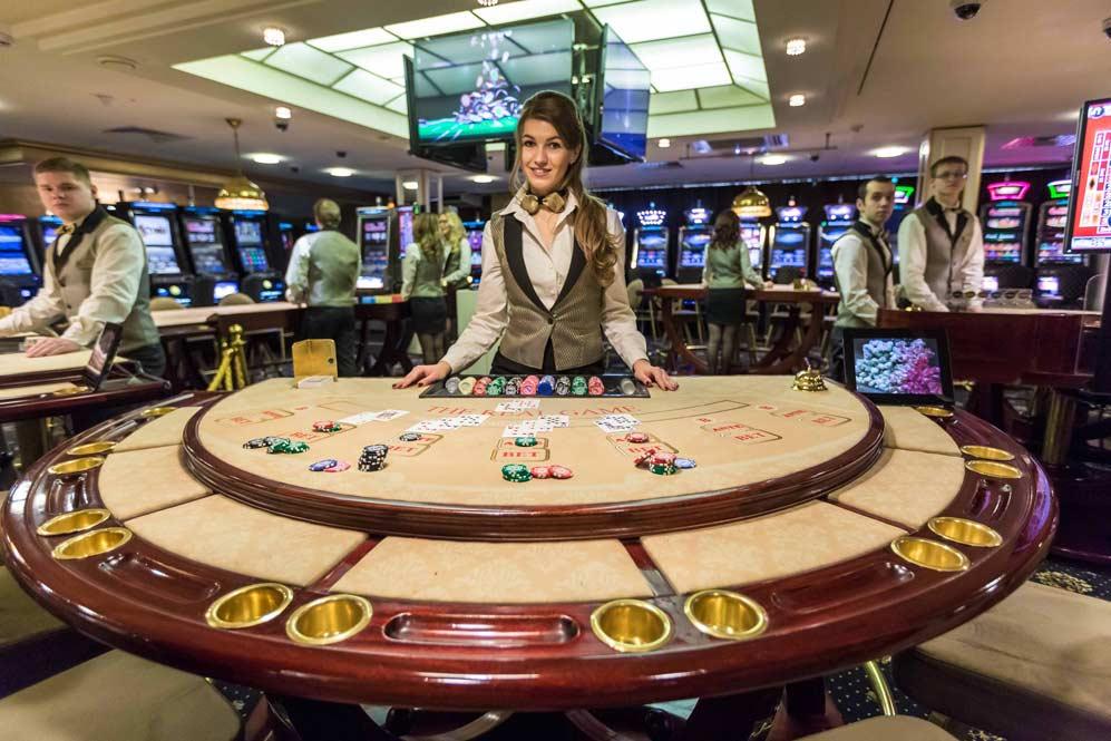 В каком году отменили казино казино при гостинице пекин